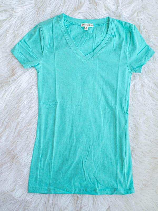 Yet Another Basic Tee Mint