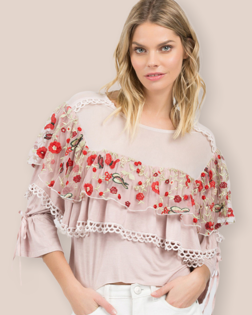 Spring is in me Blouse